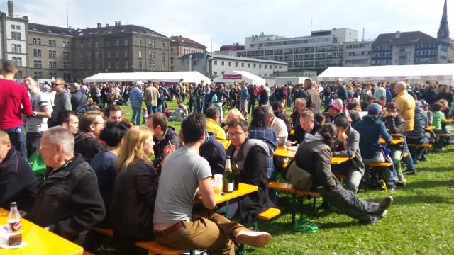 Zurich Pride 2015