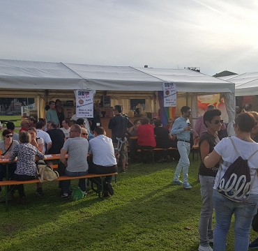 Zurich Pride 2016